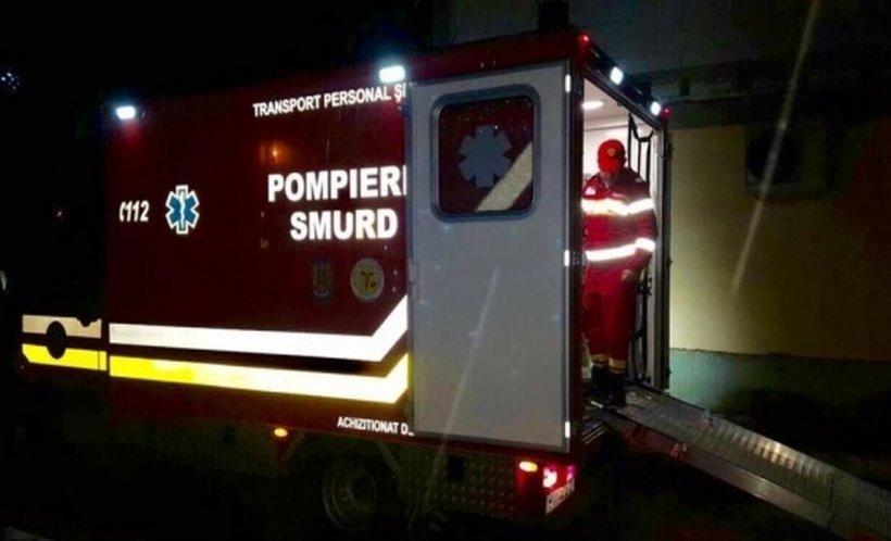 Copil de 11 ani, în stare gravă, după ce a căzut de la etajul patru al unui hotel din Hunedoara