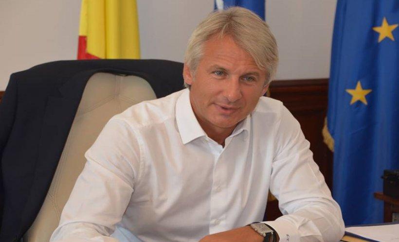 """Eugen Teodorovici, prima reacţie după ce a fost pus de Iohannis ministru interimar: """"Back in business"""""""