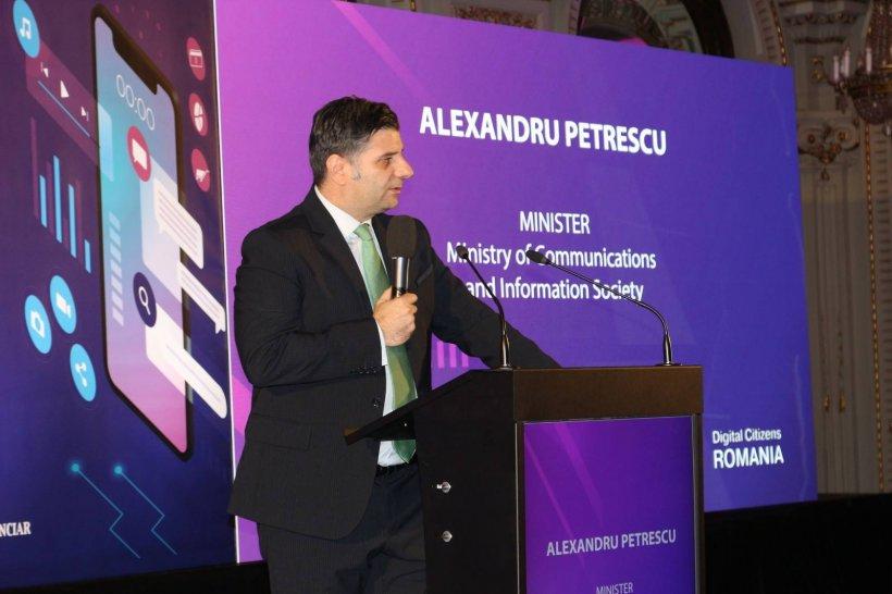 Ministrul Comunicațiilor, Alexandru Petrescu, anunță un contract de finanțare cu impact pentru cetățeni: hub-uri de servicii