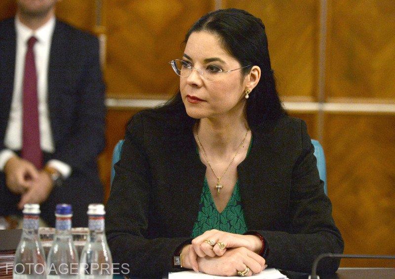 Ana Birchall preia Ministerul Justiției de la Tudorel Toader