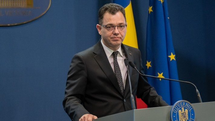 Ministrul pentru Mediul de Afaceri, Comerţ şi Antreprenoriat, Ştefan-Radu Oprea, anunț despre programul Start-Up Nation 2018