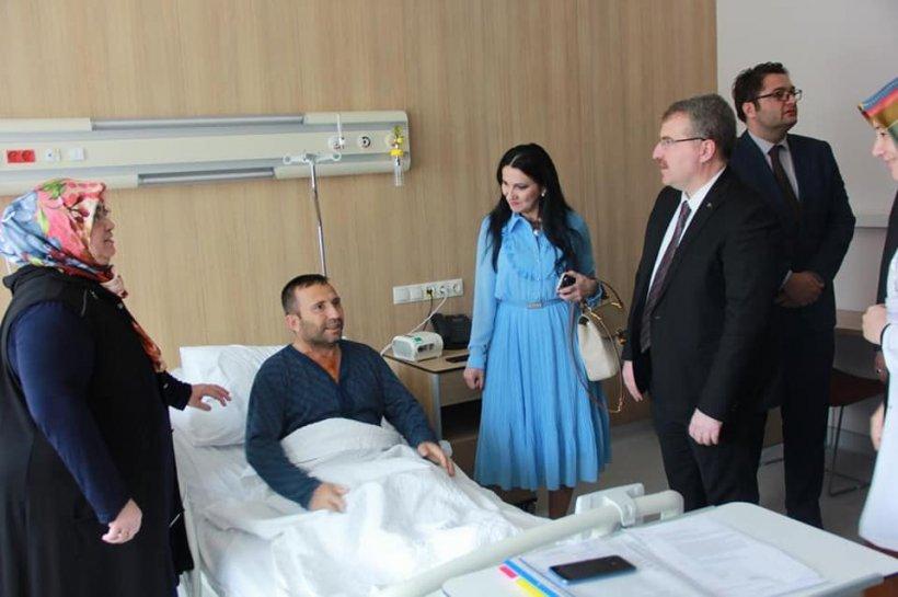 Ministrul Sănătății, Sorina Pintea, în vizită într-unul dintre cele mai mari spitale publice din lume