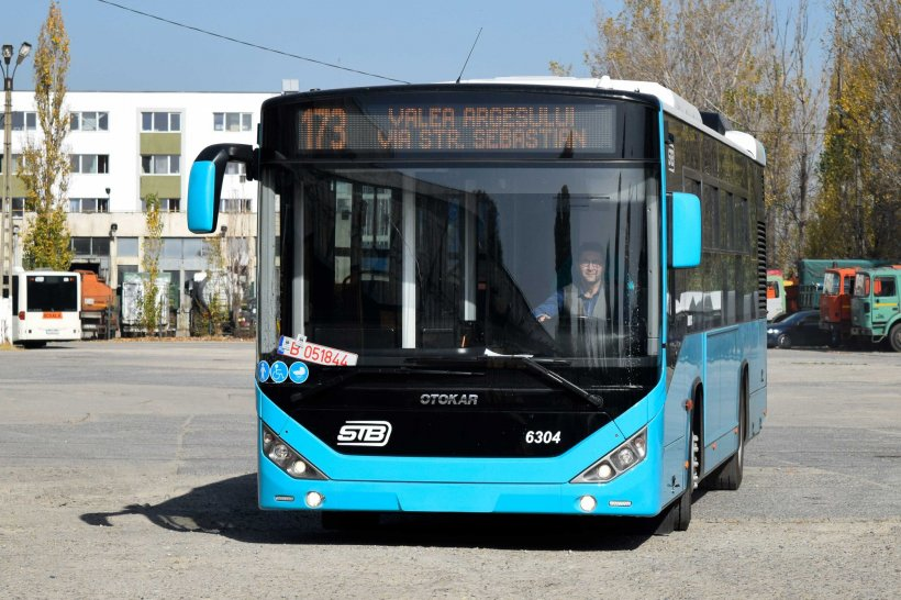 PROGRAM STB NOAPTEA DE ÎNVIERE. Cum vor circula mijloacele de transport în comun din București de Înviere