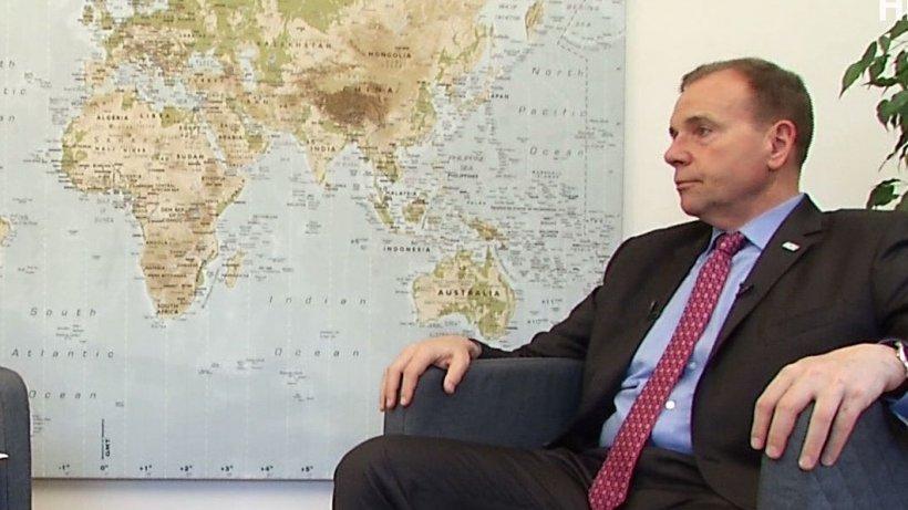Generalul Ben Hodges, unul dintre cei mai importanți ofițeri ai Armatei Statelor Unite, dezvăluiri despre România: E un aliat de nădejde