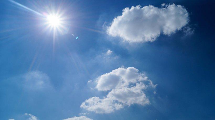 VREMEA 26 aprilie. Vremea e în general frumoasă în majoritatea zonelor țării