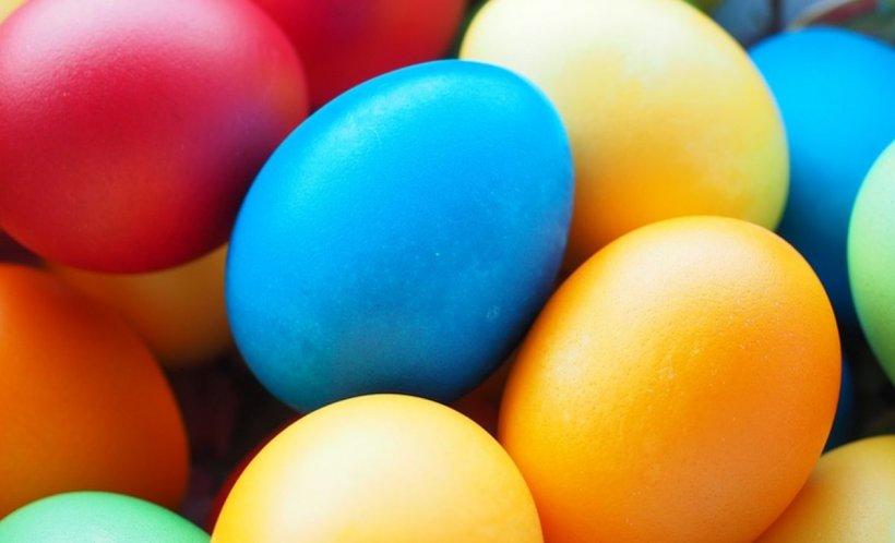 Câte zile putem mânca, de fapt, ouăle vopsite de Paște