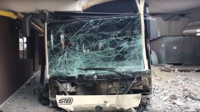 Răsturnare de situație în cazul accidentului de autobuz din București. Explicațiile STB
