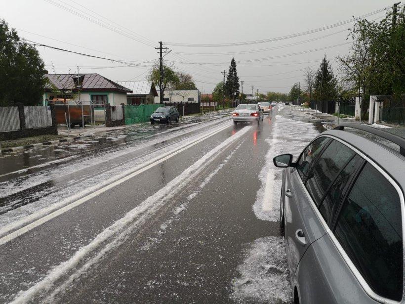 Ministrul Mediului, reacție furibundă după grindina care a făcut ravagii în Prahova