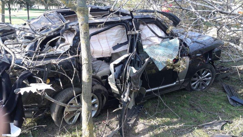 Se întâmplă în România! Ce au furat țăranii din Săcele din mașina lui Răzvan Ciobanu după accidentul mortal
