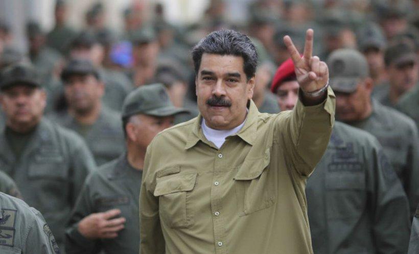 Venezuela, în pragul războiului civil. Un colonel, susținător al lui Maduro, a fost împușcat