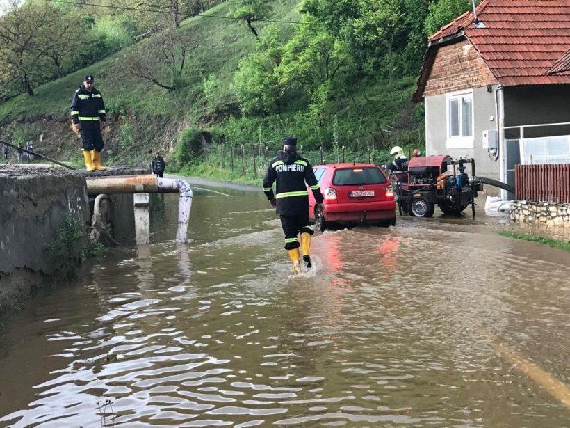 Alertă! Meteorologii anunță inundații în mai multe județe