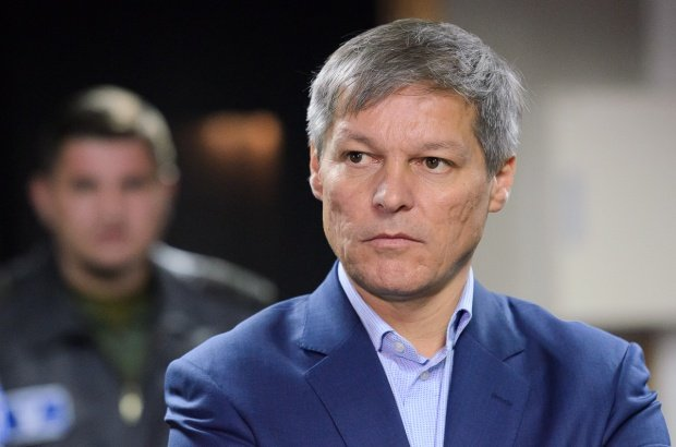 Dacian Cioloș, incident la Londra