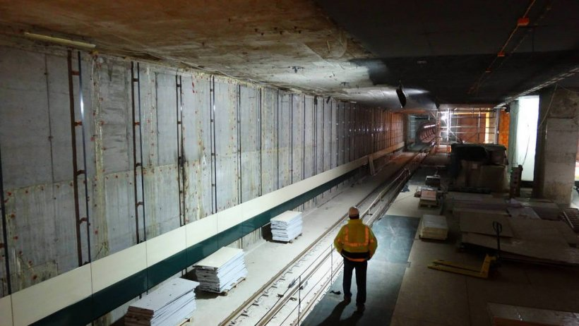 Metroul de Drumul Taberei: calendarul deschiderii circulaţiei la suprafaţă în patru zone afectate de cel mai mare şantier din Capitală