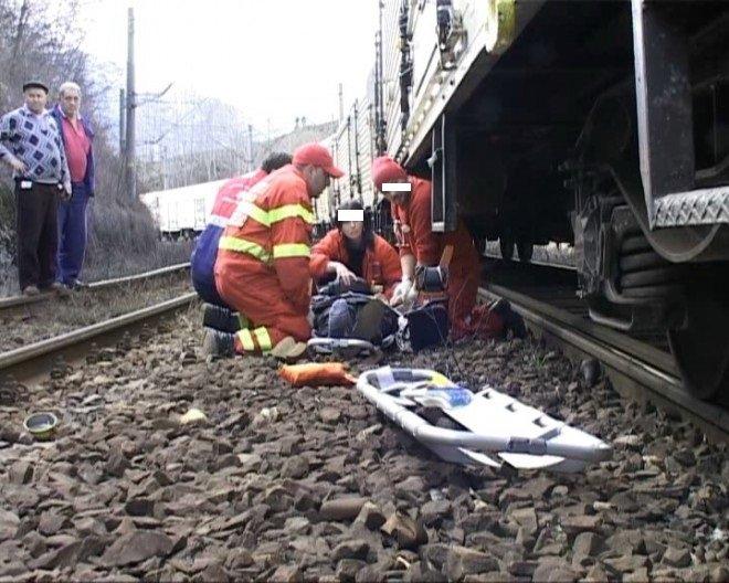 Bărbat, găsit mort într-un tren Regio spre Pitești