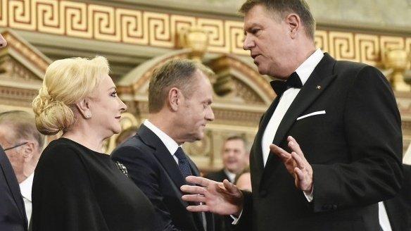 Săptămână de foc în războiul Viorica Dăncilă-Klaus Iohannis