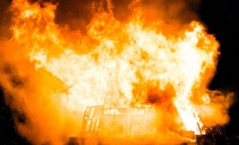 Incendiu devastator în Sudanul de Sud. Cel puţin 54 de oameni au murit după izbucnirea unui incendiu de vegetaţie