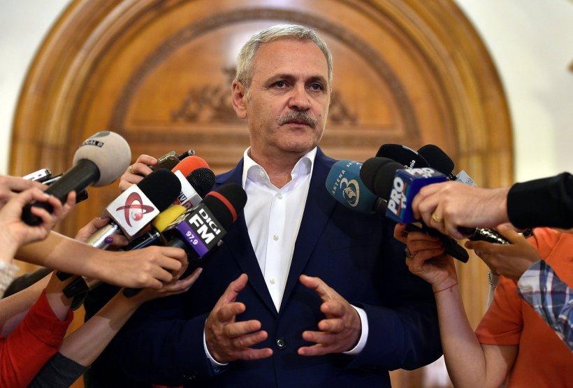 """Liviu Dragnea, mesaj dur pentru președinte: """"Să nu creadă Iohannis și slugile lui că doar ei au dreptul să urle"""""""