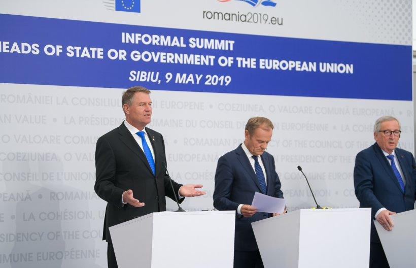 """Klaus Iohannis: """"Avem şi unii politicieni care nu-şi doresc stat de drept în România"""""""