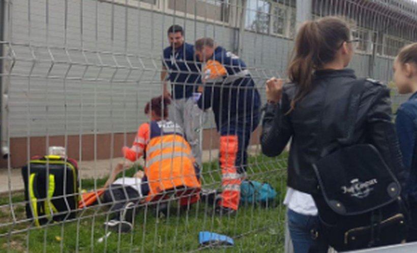Un elev de 14 ani din Ploiești s-a ales cu un traumatism cranian după ce a fost bătut de mai mulți colegi
