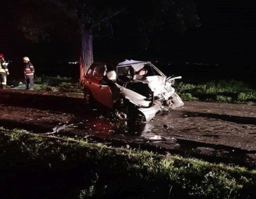 Accident cumplit. Tânărul șofer s-ar fi sinucis. Mesajele devastatoare de adio pe care le-a lăsat (FOTO)