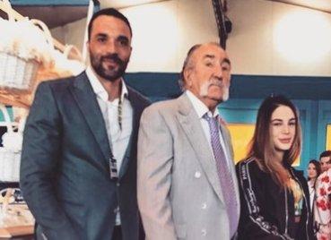 Cum a apărut Ion Țiriac la petrecerea de aniversare a 80 de ani. Miliardarul român, cină specială pentru invitații săi la Muzeul Prado (FOTO)