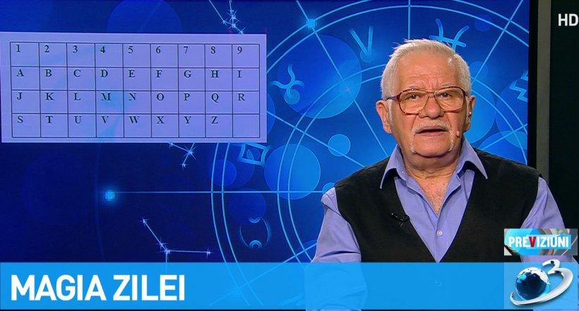 HOROSCOP. Magia zilei, cu Mihai Voropchievici. Câte litere are numele vostru? Semnificația pentru cei cu cifra 2