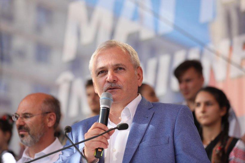 """Liviu Dragnea, atac dur la adresa lui Iohannis: """"A ținut să reprezinte România doar el singur. Așa cum a furat casele, a furat și Ziua Europei"""" 16"""