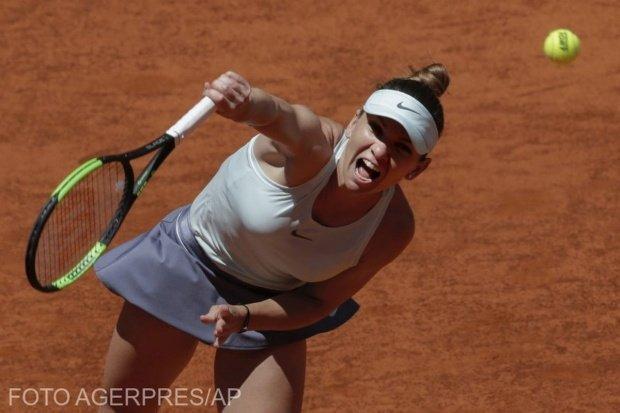 Simona Halep pierde finala de la Madrid și ratează șansa de a reveni pe locul 1 mondial. Bertens a fost prea bună