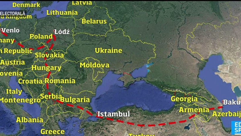 Olanda, șantaj la adresa României pe tema Schengen. Harta intereselor economice care ocolește România 16