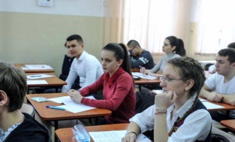 EVALUARE NAȚIONALĂ CLASA A IV. Elevii au la dispoziție 60 de minute să rezolve subiectele