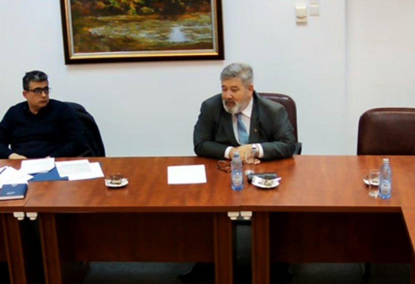 Surse: CSM l-a validat pe Lucian Netejoru la şefia Inspecţiei Judiciare