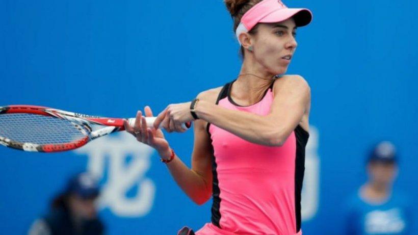 Mihaela Buzărnescu, eliminată de Naomi Osaka în optimi la Roma