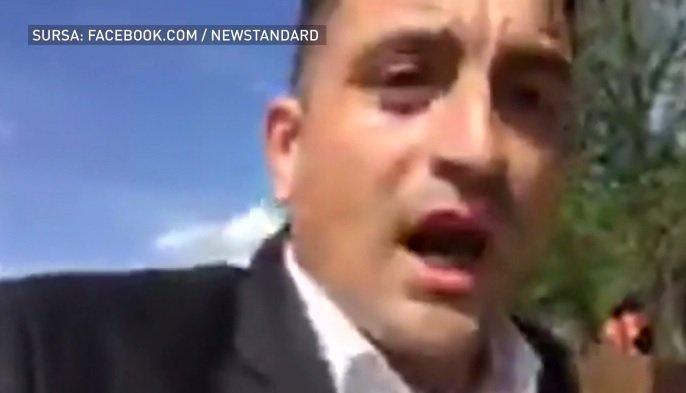 Un candidat la europarlamentare acuză: Am fost bătut ca ultimul câine de șase indivizi corpolenți