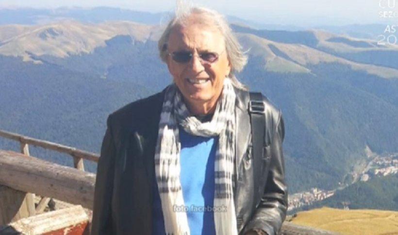 Noi informații despre Mihai Constantinescu. Ce se întâmplă cu artistul pe patul de spital