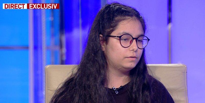 Ana Maria, fetița care a impresionat o țară întreagă. Copila a luptat pentru eliberarea mamei ei
