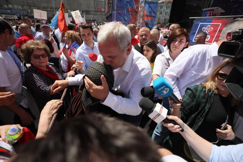 Liviu Dragnea: Iohannis preferă ca România să piardă, decât să aibă dreptate PSD