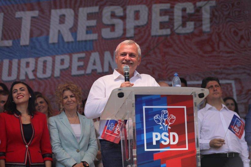 Președintele PSD, Liviu Dragnea: Legea dublului standard ar putea fi mai dură decât am gândit-o eu