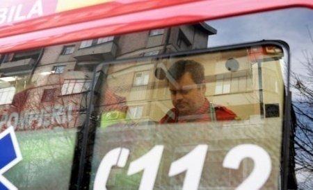 Incident într-un autobuz, în Iași. O tânără a ajuns la spital pentru că nu s-a ţinut de bară