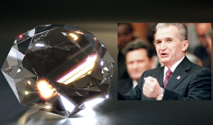 Puțini români știu asta! Povestea uzinei ultrasecrete de diamante a lui Ceauşescu