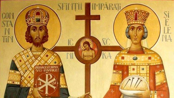 CALENDAR ORTODOX 21 MAI. Mare sărbătoare astăzi pentru creștinii ortodocși