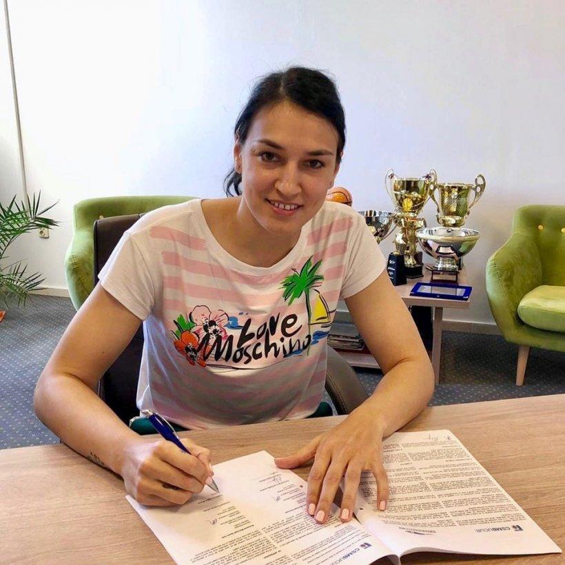 Handbalista Cristina Neagu a decis unde va juca în noul sezon