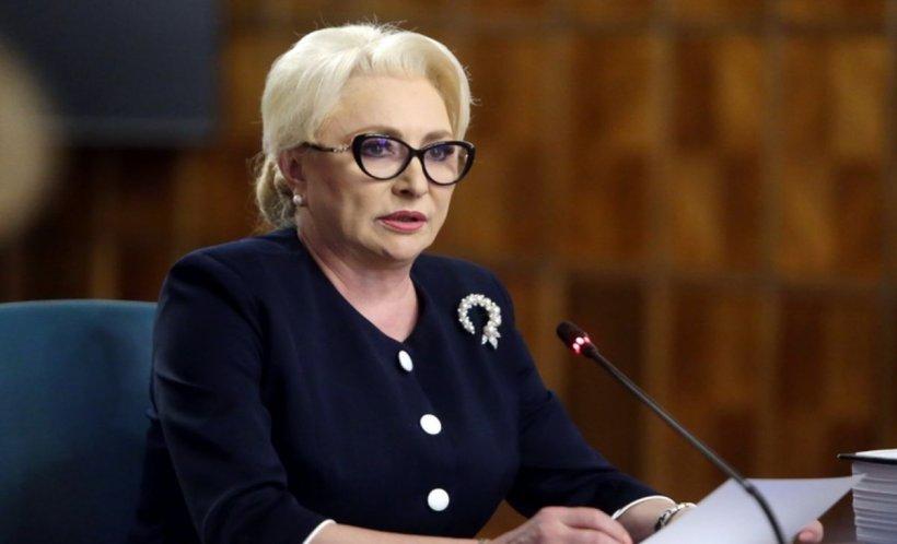 Dăncilă: Nu există o rezervă legat de o posibilă candidatură a domnului Dragnea la președinție