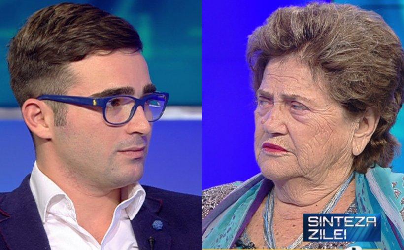 """Mama și fiul lui Mazăre, la """"Sinteza zilei"""". Dezvăluiri incredibile despre ce a pățit fostul edil în închisoare: """"Doar în filme am văzut așa ceva!"""""""