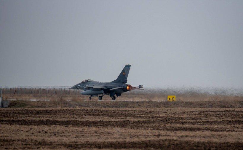 Avioanele F-16 ale Forțelor Aeriene, misiune importantă