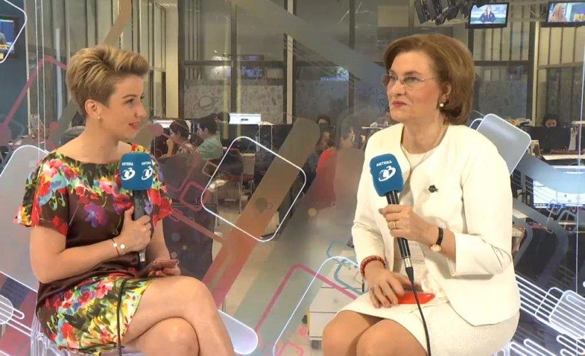 Maria Grapini: Sunt raportor pentru unul dintre cele mai importante rapoarte așteptate în Uniunea Europeană