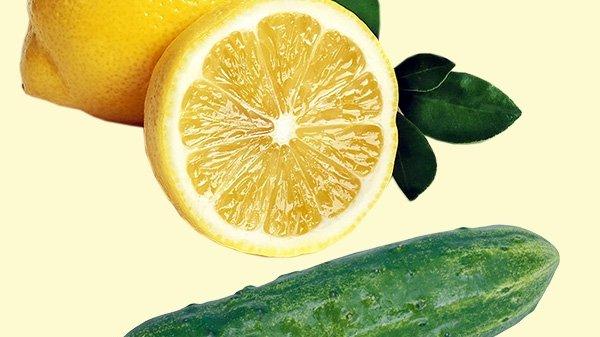 DIETĂ. Băutura detoxifiantă cu lămâie și castravete. Este cea mai eficientă pentru slăbire
