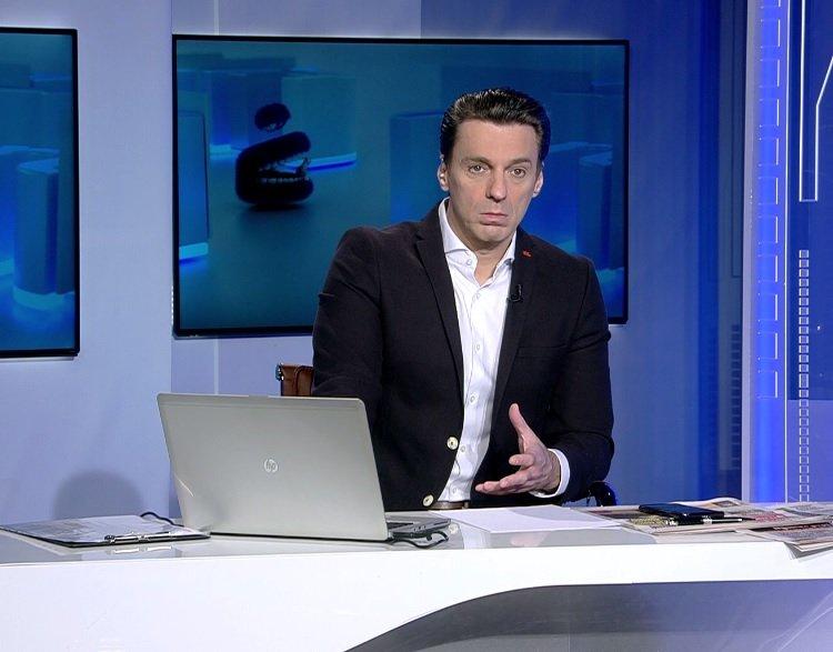 """Mircea Badea: """"Nu am nicio problemă să cadă Guvernul. Aș da-o jos pe Dăncilă acum dacă ar depinde de mine"""""""