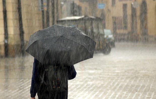 VREMEA. Atenționare meteo de ploi torențiale și vijelii în București