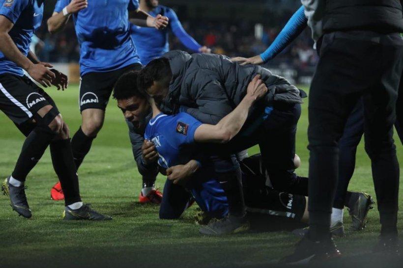 FC Viitorul a cucerit Cupa României