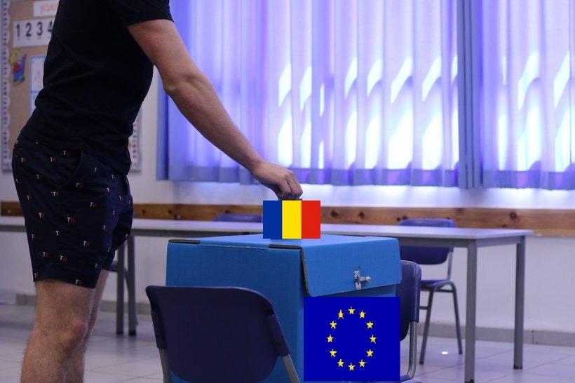 ALEGERI EUROPARLAMENTARE 2019. 441 de secţii de votare au fost deschise în străinătate